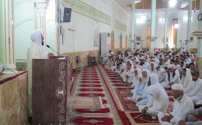 molana s - مولانا ساداتی: بحران بیکاری و عدم توسعه شهرستانهای مرزی از بی توجهی دولت است