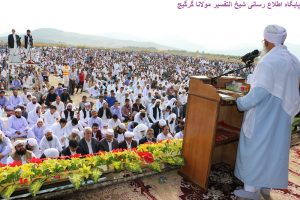 IMG 6671 300 - مولانا گرگیج: اکثر مشکلات مردم ناشی از بیکاری است