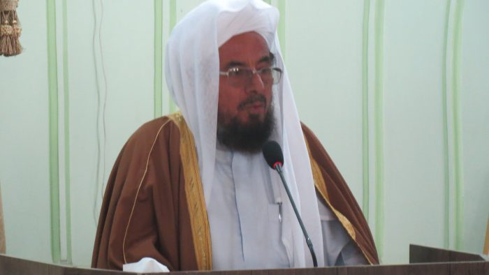 IMG 0648 - مولانا ساداتی: قربانی کردن پیروی از روش رسول الله و تعظیم شعائر الهی است
