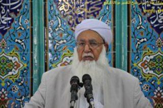 m gorgij 8 95 320x213 - مولانا گرگیج:مسئولین جلوی کسانی را که دنبال حذف نام «بلوچستان» هستند بگیرند