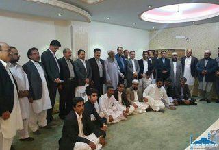 molana parlmant sunni - فراکسیون اهلسنت مجلس شورای اسلامی با مولانا عبدالحمید دیدار کردند