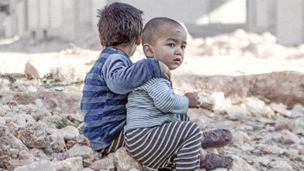 57394542 - سازمان ملل: ۲۲۰ میلیون کودک در مناطق جنگزده زندگی میکنند