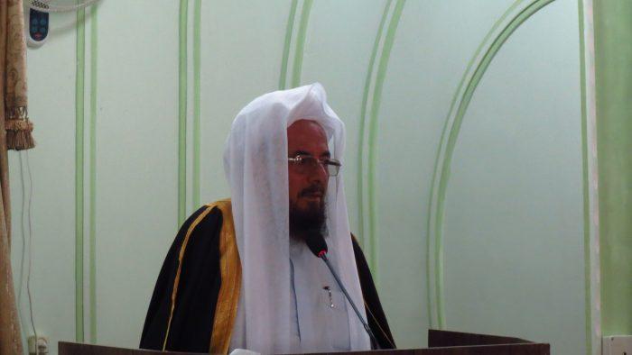 IMG 0685 - مولانا ساداتی : پیشرفت و توسعه سیستان و بلوچستان نیازمند تغییر نگرش و تصمیم جدی است