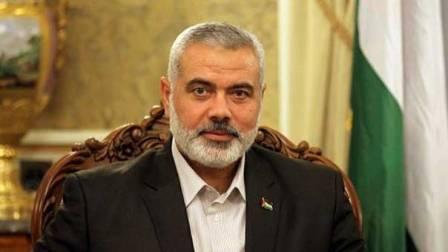 IMG14301231 - پیام «هنیه» به رهبران کشورهای عربی و اسلامی درباره مسجدالاقصی