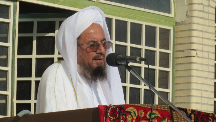 IMG 1092 - مولانا ساداتی بر لزوم رعایت عدالت در گزینش و پذیرش دانش آموزان تاکید کردند