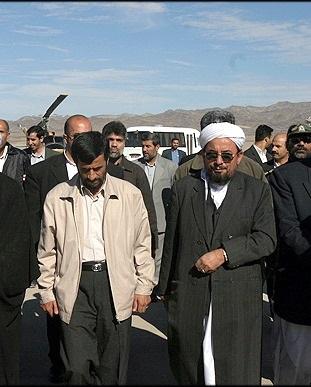 molana sadati... - پیام تسلیت مولانا ساداتی به دکتر محمود احمدی نژاد