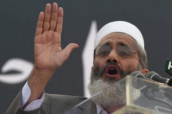.jpg - سراج الحق : بزرگترین مانع  آزادی قدس ؛ حاکمان برخی کشورهای مسلمان هستند